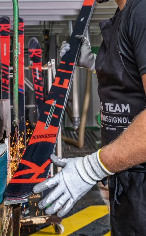 industrie de ski rossignol grenoble alpes