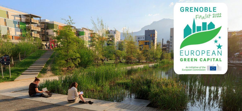 Grenoble ville verte